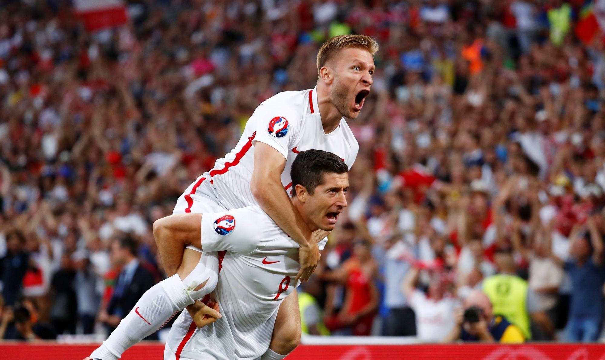 Polacy na Euro 2016